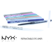 Nyx Retractable Eye Liner !!lapis Olhos Retratil !!!