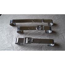 Cabideiros Metal ( 3 ) Tok Stok ???? Imitando Cinto
