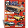 Revista Classic Show Nº 034, Mustang, Galaxie, Carro Antigo