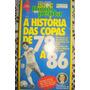 Vhs- Histórias Copas De 78 A 86- Coleção Istoé
