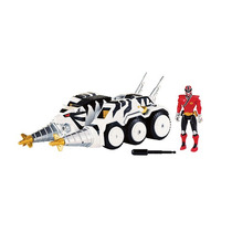 Power Rangers - Super Samurai - Bandai - Tiger Tank