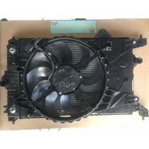 Conjunto Radiador Condensador E Ventoinhas Spin Cobalt Autco