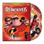 Os Incríveis. Disney Vídeo. Edição Colecionador. Dvd Duplo!