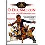 Dvd - O Decameron ( Trilogia Da Vida) Pier Paolo Pasolini