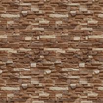 Papel De Parede Pedras Textura Vinículo Auto Adesivo 5mx60cm
