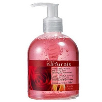 Avon Naturals Rosas Vermelhas Sabonete Líquido Para As Mãos