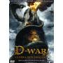 produto Dvd Original Do Filme D-war Guerra Dos Dragões