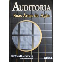 Livro - Auditoria Suas Áreas De Ação