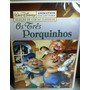 Dvd Disney Os Três Porquinhos Disney Lacrado De Fabrica
