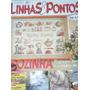 Linhas E Pontos -cozinha N 18 Setembro 1998
