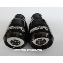 Par Slider Suzuki Srad Gsxr 750 07-11 Com Amortecimento Cnc