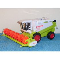 Colheitadeira Trator Fazenda Em Plástico Lindo Brinquedo!