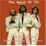 Cd Duplo - Bee Gees The Spirit Of 1979