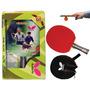 Raquete De Tenis De Mesa Butterfly Tbc302-fl - Clássica