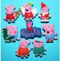 Peppa Pig - Jibbitz Para Crocs - 8 Unidades - Frete Grátis!