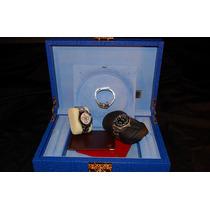 Rolex Day-date Masterpiece Jewellery Box Porta-jóias Raro