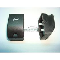 Capa Interruptor Botão Comando Vidro Eletrico Gol Fox Parati