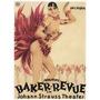 Mulher Carnaval Fantasia Josephine Poster Repro