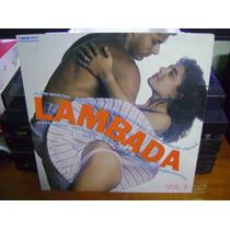 Lp Lambada Volume Ii - 1989 - Grupo Carrapicho - Banda Mel