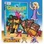 Dvd Gormiti - Os Quatro Elementos + Brinde Boneco + Card