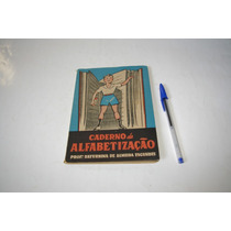 Cartilha Do Tatú - Caderno De Alfabetização - 1944