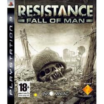Resistence Fall Of Man Para Ps3 , Envio Sedex A Cobrar