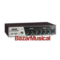 Amplificador Frahm Slim 3000 Usb Fm