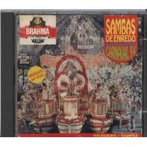 Cd Sambas De Enredo - Grupo Especial - Carnaval 94 - Rio