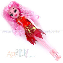 Boneca Fashion Girl Monster ( Draculaura)