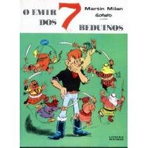 Martin Milan - O Emir Dos 7 Beduínos - Godard - Capa Dura