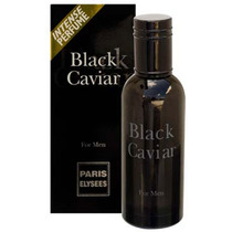 Perfume Paris Elysees Black Caviar Masculino- Nina Presentes