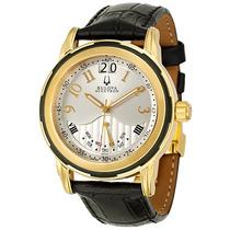Bulova Accutron Ouro Amarelo 18k Executive Class $3.990 Por