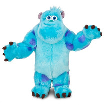 Sulley Na Universidade Monstros Pelucia Disney *38cm