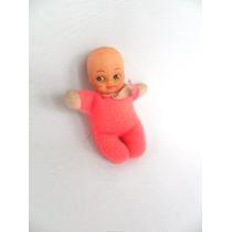 Antiga Boneca Miudinha Rosa Coleção