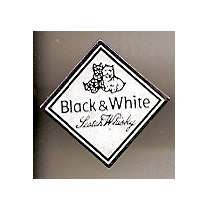 Pin - Bebida Whisky Black & White A