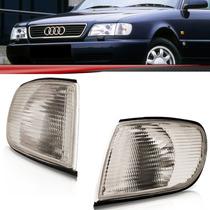 Lanterna Dianteiro Pisca Seta Audi A6 95 96 97 Cristal
