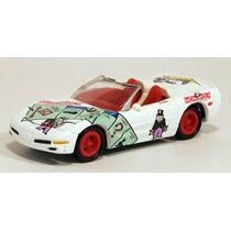 Johnny Lightning Monopoly 1998 Chevy Corvette (lacrado)