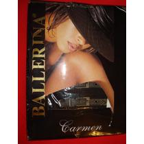Meia Calça Ballerina Carmen Microfibre 3 D 60 Fios Importada