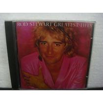 Rod Stewart - Greatest Hits - Cd Nacional...