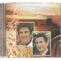 Cd - Oferta - Sertanejo - Novo - Lourenço & Lourival