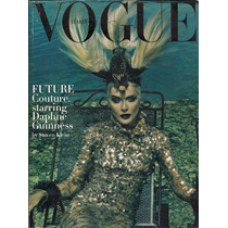 Vogue Itália Suplemento Nº 697 - Daphne Guinness / Emma Wats
