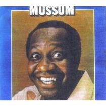 Cd Mussum - 1980 Novo Lacrado***