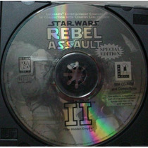 Game : Star Wars _ Rebel Assault 2 - Frete Gratis
