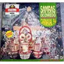 K7-sambas De Enredos-1994