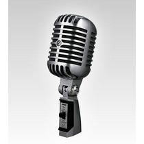 Shure 55sh Series Ii Microfone Envio Imediato Frete Gratis