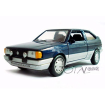 Volkswagen Gol Gti 1988 Escala 1:38 Carros Brasil Classico 2