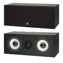 Boston Acoustics Cs 225c Ii - Caixa Central / 175wrms / 89db