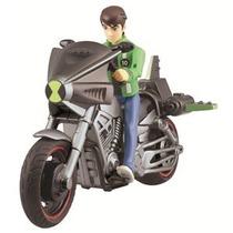 Toy Bandai Ben 10 Ultimate Alien Vehicle - Bens Motorcycle
