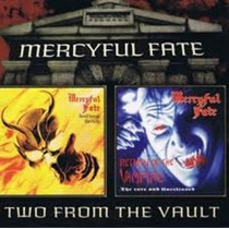 Cd - Mercyful Fate - Dont Break The Oat/ Return To Vampire