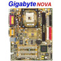 Kit Gigabyte Nova+pentium Iv 1.8 (vídeo/ Som/ Rede On-board)